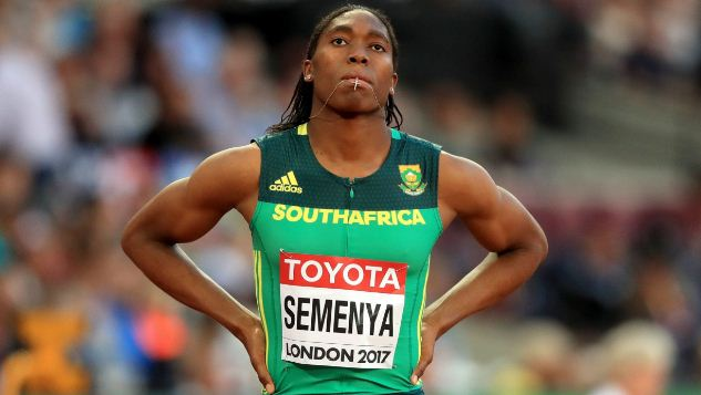 South African rights groups join Semenya's battle against ban