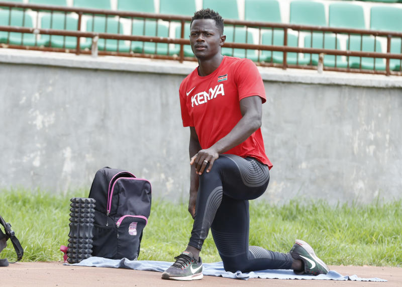 Sports Ministry vows to continue fight against doping after Otieno's suspension from Olympics