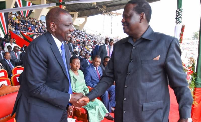 Will Ruto, Raila work together?