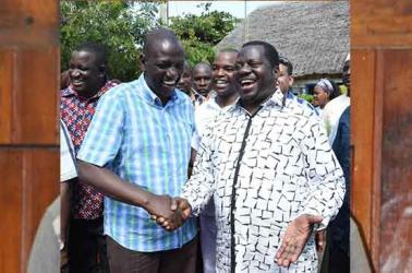 State pledges free medical cover for Kenya's elderly