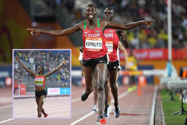 Steeplechasers face huge barriers as they hurdle to Olympics glory