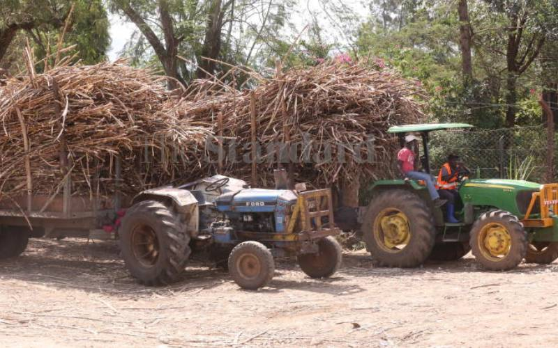 Sugar mills breakdown spell doom for farmers, transporters