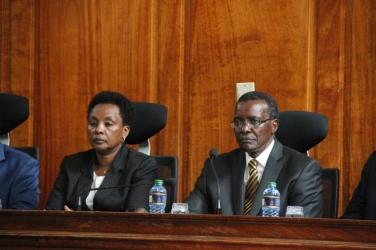 Supreme Court stalemate over representative in JSC