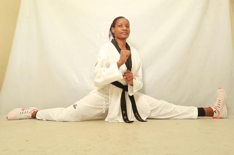 Switch from basketball to martial arts landed Ogallo Olympic ticket