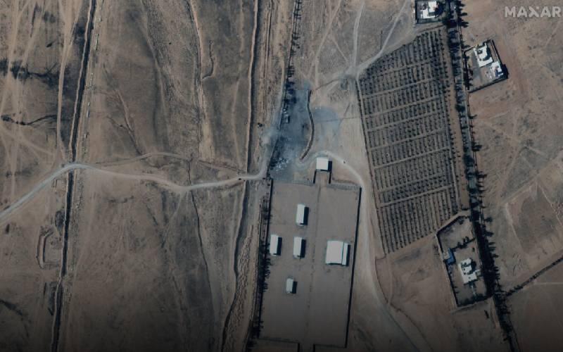 Syria condemns 'cowardly' US airstrikes on Iran-backed militias