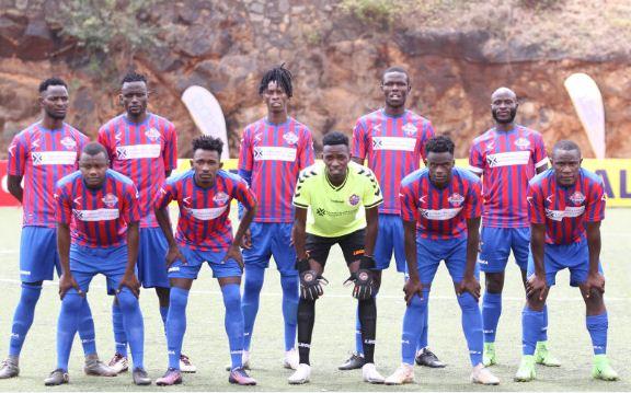 Talanta hold Wazito in their FKF Premier League debut