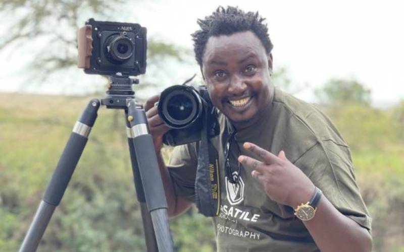 Tales of conservation through the camera