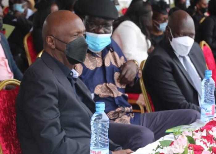 Tame fuel price spike – Baringo Senator Gideon Moi
