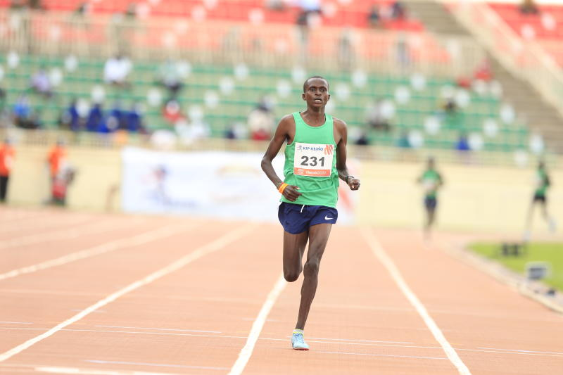 Tanui shows he is still reliable over 10,000m