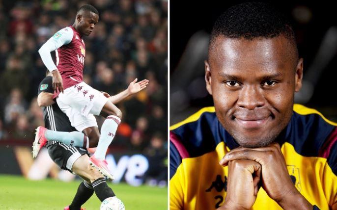Tanzania's Samatta leaves Aston Villa just eight months after joining club