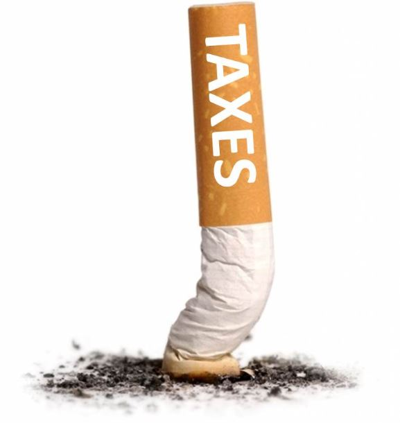 Taxation should not just limit use of tobacco but spur innovations