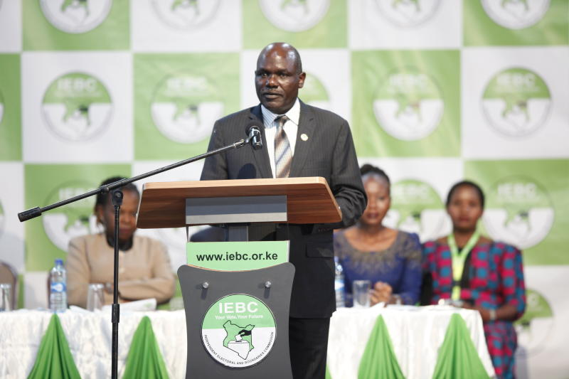 The musical chairs at IEBC and bid to get it right in 2022