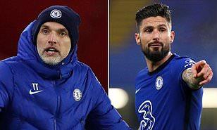 Thomas Tuchel gives update on Olivier Giroud future at Chelsea