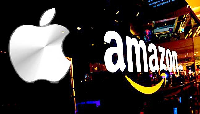 Amazon to sell Apple products this shopping season