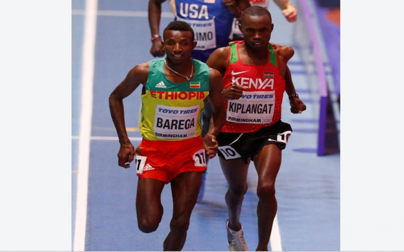 Barega added to Kipchoge's pacemaking dream team