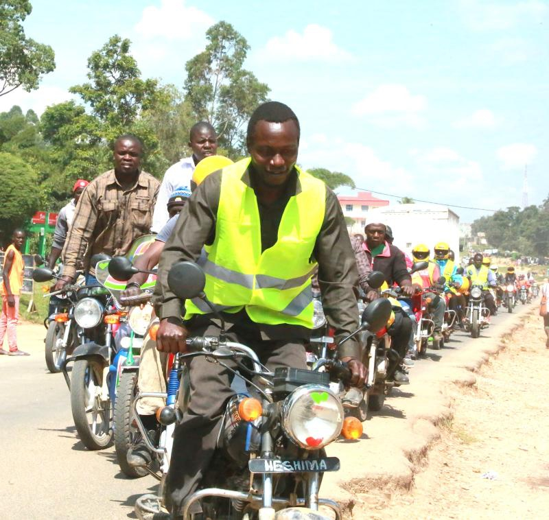 Boda boda sector shows signs of saturation as bike sales decline