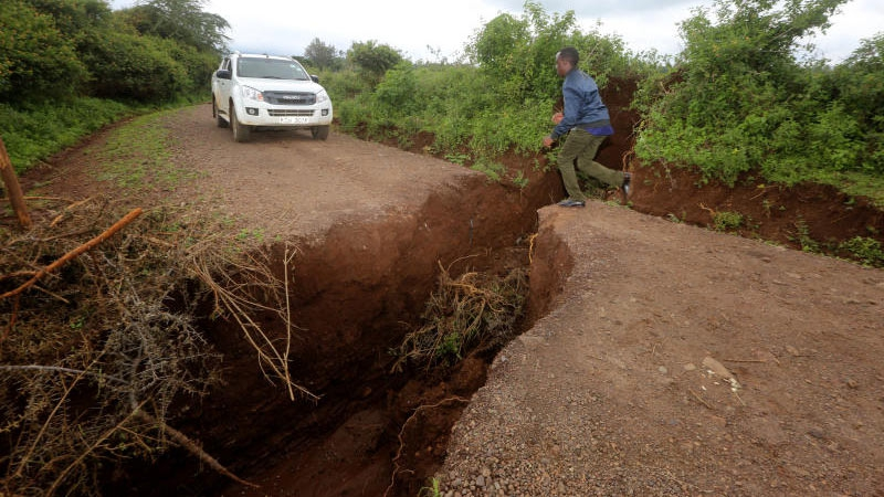Dam tragedy will ebb away