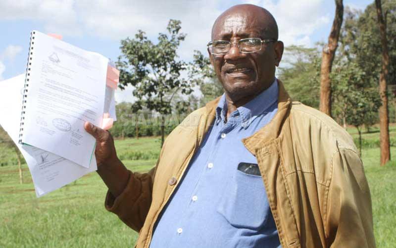 Elderly man's agonising pursuit for SGR millions