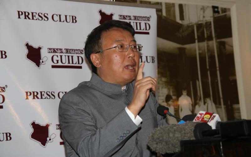 Envoy warns Chinese national who violate visa terms