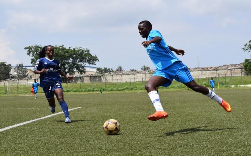 Football: Vihiga Queens maul Makolanders to retain WPL title