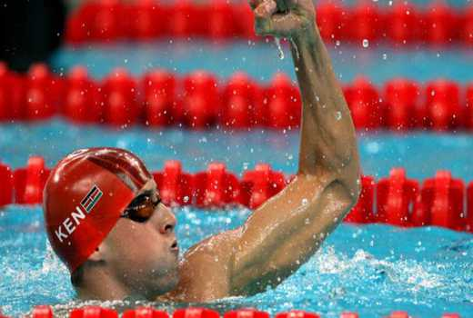 Former swimmers cry foul over team Kenya selection criteria