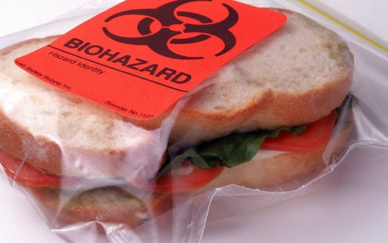How do you avoid food poisoning?