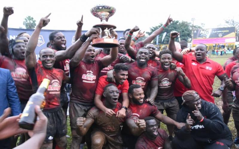 How Kenya 15s tean retained Elgon Cup crown