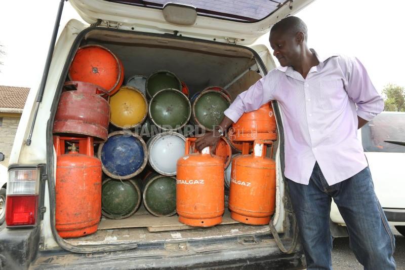 Illegal gas traders put Kenyans at risk