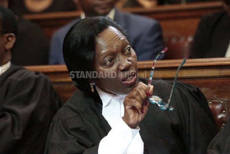 Intensely personal with Martha Karua