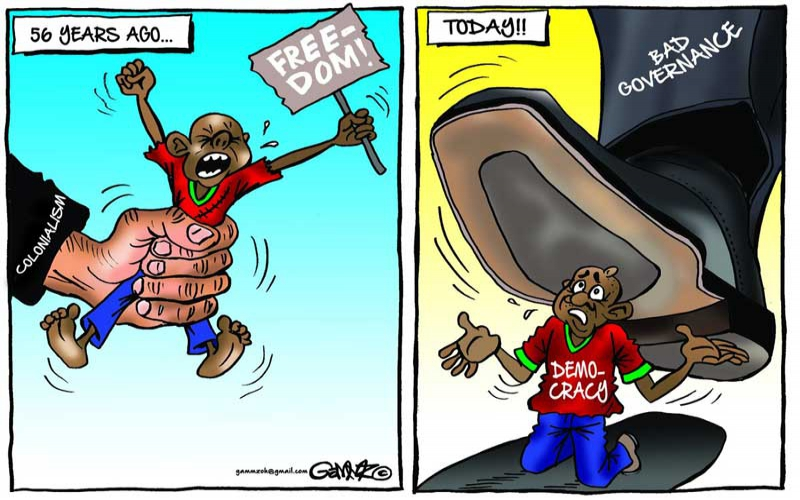 Kenya's elite must think, dream big to pull us out of this cesspit