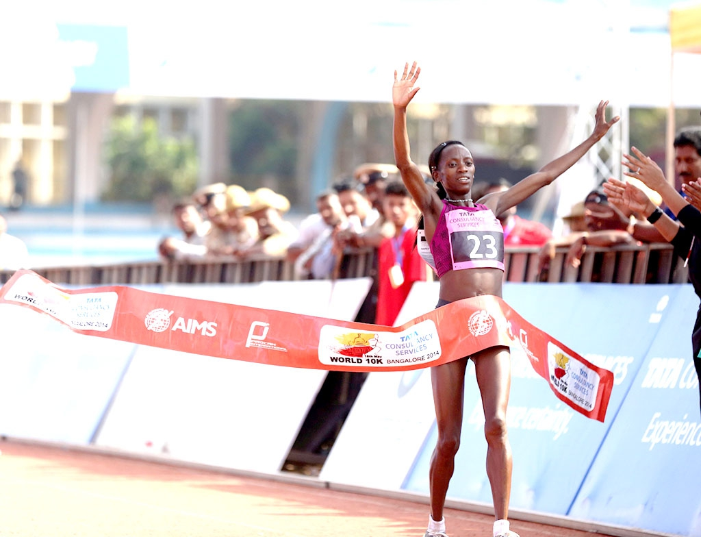 Kenya's Kabuu fails anti-doping test, suspended from athletics