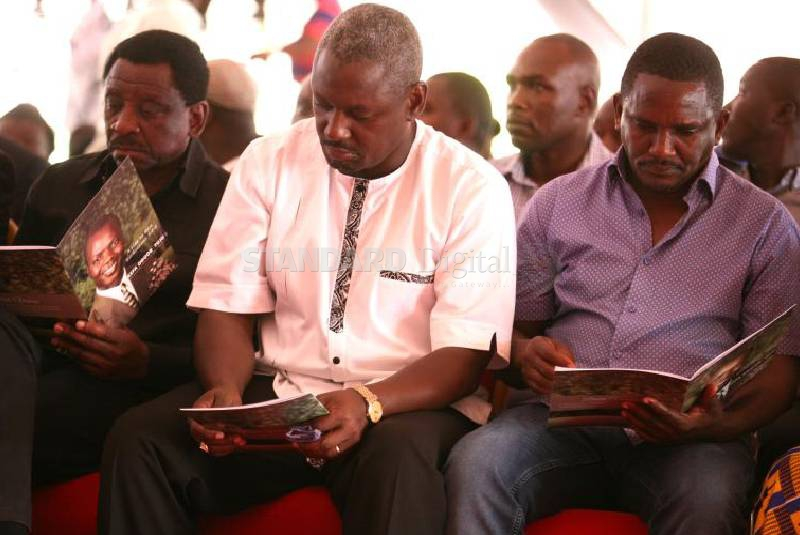 ODM MPs back parliamentary system as law review beckons