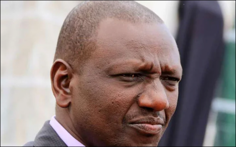 On the assassination allegation, Ruto has committed cardinal sin