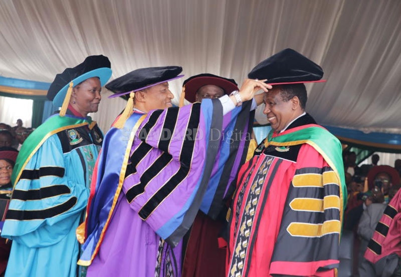 Placing African universities in global knowledge production