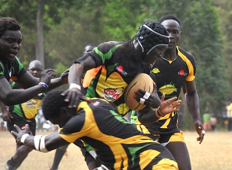 Rugby: Kabras Sugar find sweetness in Nakuru