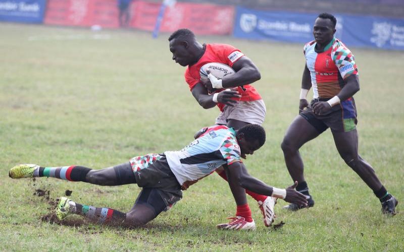 Rugby: Kenya Harlequin register first win in Kenya Cup contest