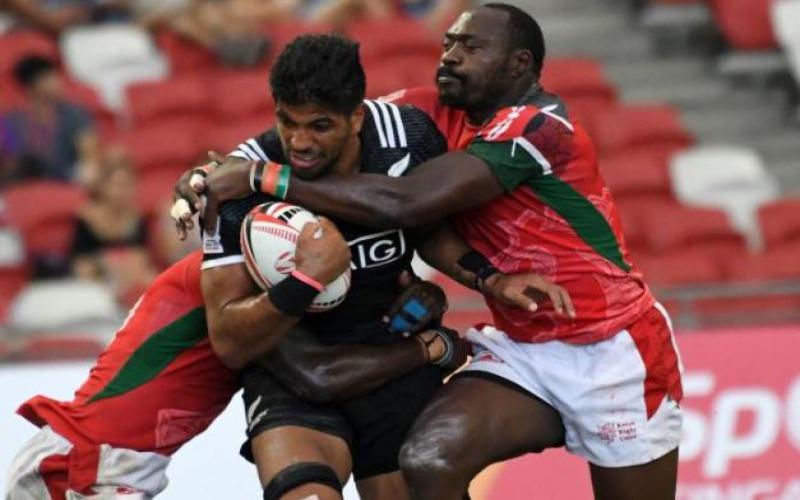 Shujaa fail to progress to cup quarter-finals