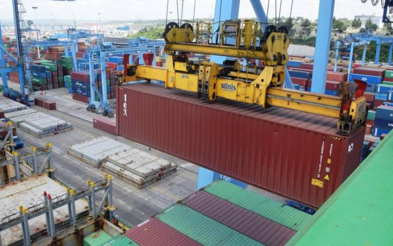 Storm as agents jostle for lucrative port terminal job