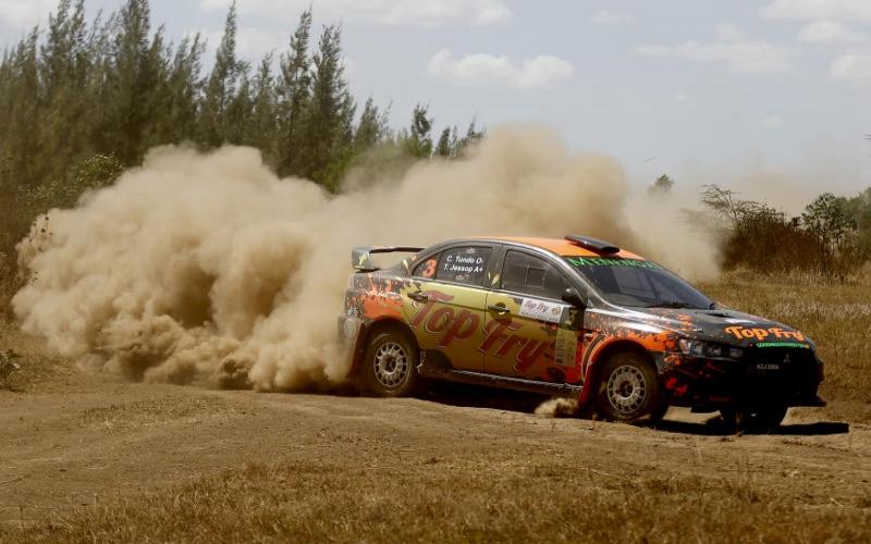 Vrooom! Cars in Nakuru: Motorsport fans to be treated to daredevilry in Mogotio