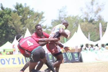 TOP GUNS INTO QUARTERS: All rugby big boys make cut in Dala Sevens