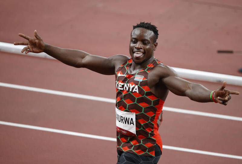Tough outing for Kenyan stars in Brussels Diamond League meet