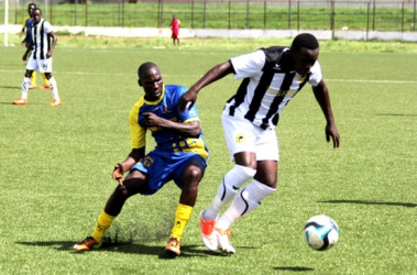 Tusker drop crucial points but remain top of table