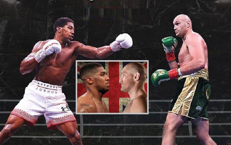 Tyson Fury v Anthony Joshua £200 million megafight 'dead in the water'