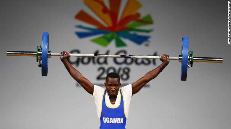 Ugandan weightlifter goes missing ahead of Tokyo Olympics, leaves behind note