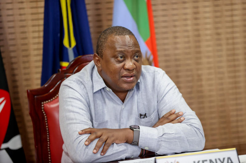 Uhuru: Resumption of sports in Kenya to be guided by MoH guidelines