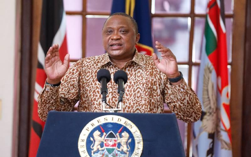 Uhuru rolls out Sh53.7b eight-point economic stimulus programme