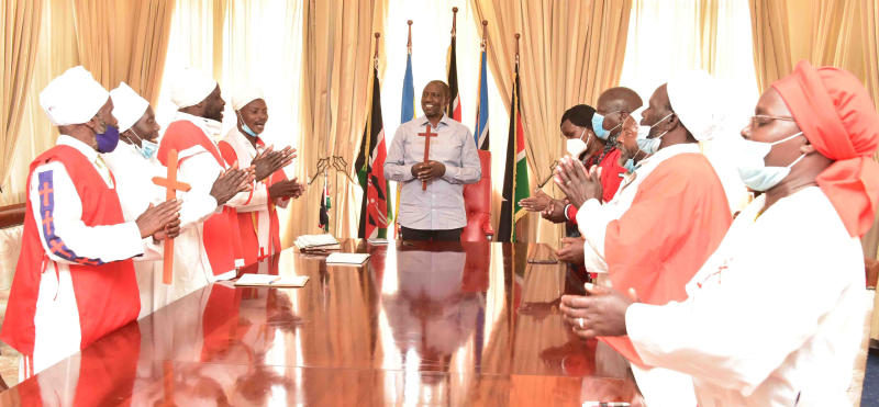 Uhuru, Ruto tiff exposes battle for control of church