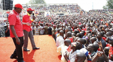 Uhuru's bag of goodies for farmers in Western