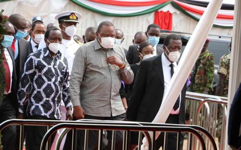 Uhuru's time of reckoning. Is it a make or break?