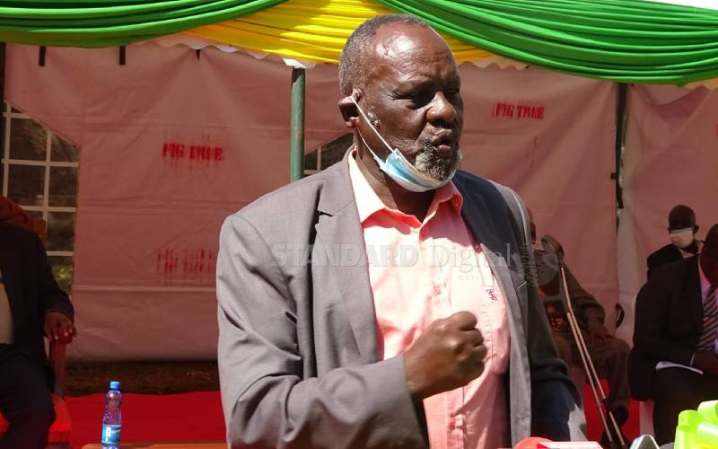 UK government on the spot over Talai, Kipsigis historical land injustices